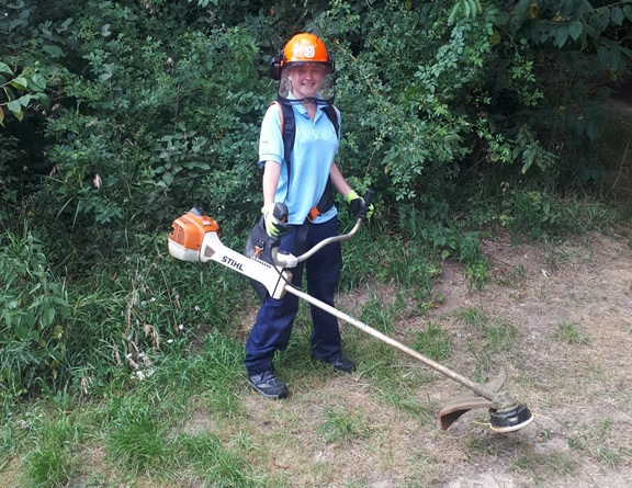 My OCND Kent Country Parks Voluntary Traineeship – The First Three Months