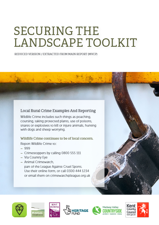 Securing the Landscape Toolkit